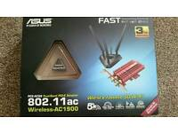 Asus PCI-E network adapter