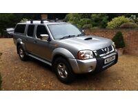 2003 Nissan Navara D22 2.5L 8 months MOT