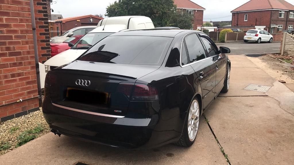 Audi A4 S Line 20 Tdi Modified In Chesterfield Derbyshire Gumtree