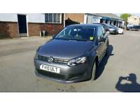 vw polo 2010 1.2L manual petrol