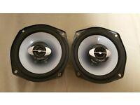 "CAR SPEAKERS JL AUDIO TR525-CXi 5-1/4"" FOR DOORS OR DASH"