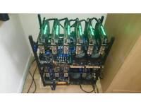 10 x 1080 ti mining rigs