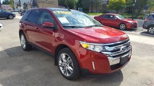 2013 Ford Edge SEL FWD | Local Trade | Panoramic Roof Kitchener / Waterloo Kitchener Area image 5