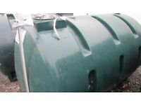 Titan Heating Oil or Diesel Tank H1350 Single Skin Near Yeovil £95