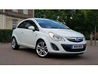 Vauxhall Corsa 1.4 i 16v SXi Hatchback 3dr Petrol Manual ((W.MILEAGE+11M MOT+NEW ENGINE))