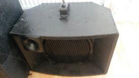 12inch peavey stage loud speaker