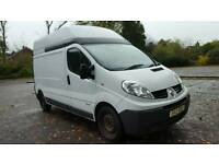 2012 RENAULT TRAFIC DTI LWB HIGH ROOF....1-OWNER