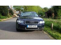 Audi A4 - repair or spares