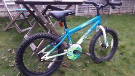 """Apollo Outrage Kid`s mountain bike 18"""""""