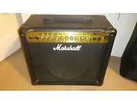 Marshall MG30DFX guitar amplifier