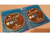 WWE / WWF Attitude Era Blu Ray & Videos
