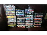 Dvd bundle, Approx 150 dvds