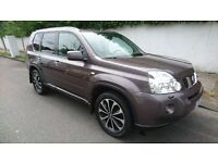 LEFT HAND DRIVE LHD NISSAN X-TRAI , Automatic, 2010