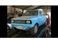 Reliant kitten 1.0 turbo rear engined