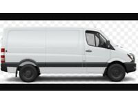 Man and van or Men with van available dependent on requirements