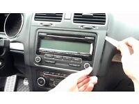 Golf Mk6 Stereo - great condition £70