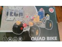 Quad bike construction kit brand new in box