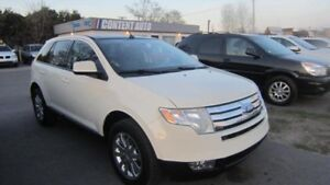 2007 Ford Edge SEL AWD toit pano financement maison