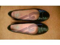 Black Shoes (size 3)