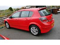 2010 Vauxhall astra sxi 5 door hatch