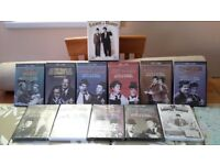 Laurel and Hardy dvd's