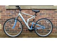 Womens Mountain Bicycle