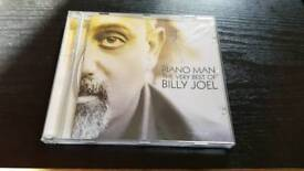 BILLY JOEL. PIANO MAN .THE VERY BEST OF CD ALBUM