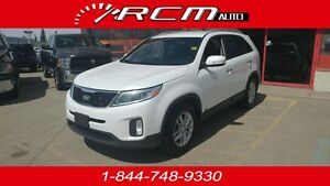 2014 Kia Sorento LX AWD SUV Crossover LEATHER BLUETOOTH USB