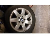 "BMW 16"" alloys Stye 45"