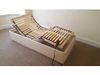 HSL Electric Adjustable Single Bed Excellent Condition