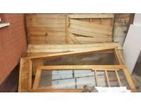 ***Free*** dismantled sauna