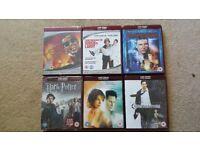DVD HD XBox movies
