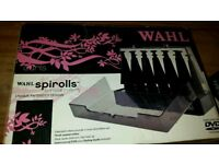 Wahl heated rollers as new. Never been used