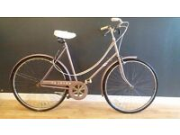 RALEIGH SHILTERN SINGLE SPEED BICYCLE