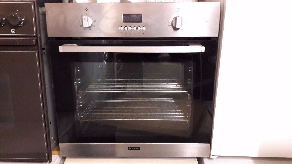**JAY'S APPLIANCES**LAMONA**STAINLESS STEEL**ECLECTIC FAN SINGLE OVEN**FULLY WORKING**DELIVERY**