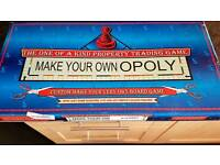 Make your own monopoly BRAND NEW