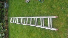 Extending Double Ladders