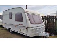 Swift Provence - 2 Berth Touring Caravan