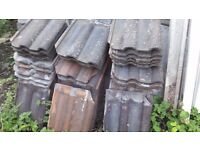 Double Roman Clay Roof Tiles 1935