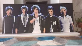 One Direction canvas