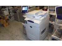 XEROX DOCUCOLOR DC 252 DC252 with EX260 RIP only 619k
