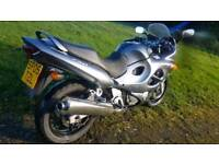 2005 Suzuki Katana sports tourer - Low miles, 12months Mot good condition