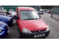 vauxhall combo van for sale...