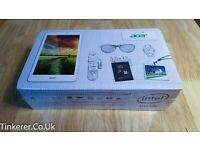 """Acer Iconia Tab 8 White 