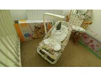 Joie Dreamer Baby Rocker & Bouncer Chair