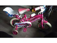 """Gilrs 12"""" bike"""
