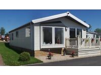 BUNGALOW PARK HOME North Ayrshire Scotland - Almost new park home bungalow for less than £100,000
