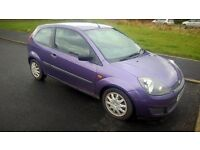 ford fiesta for sale £750