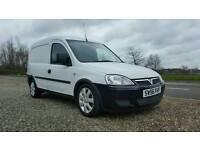 Vauxhall combo van • 1.3 tdi • Alloy wheels • Good driving van