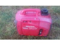 Honda eu 1.0i inverter Generator. Can deliver.